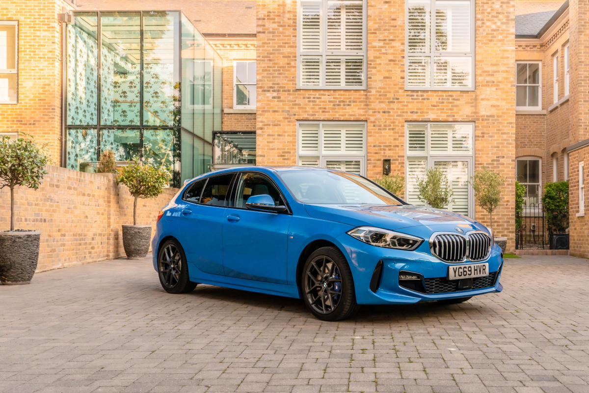 The BMW 1 Series is Back and is a Whole New Being Image 5