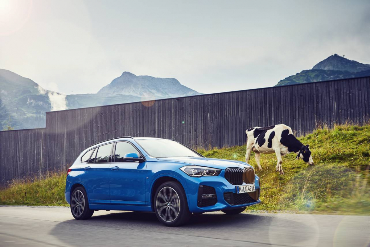 BMW Have Electrified their X1 Image 1