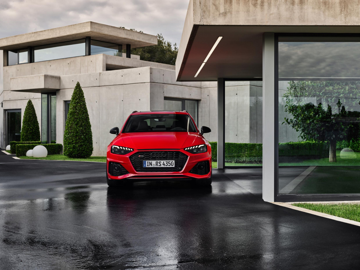Meet Audi's Flagship Avant - The All-New RS4 Image 0