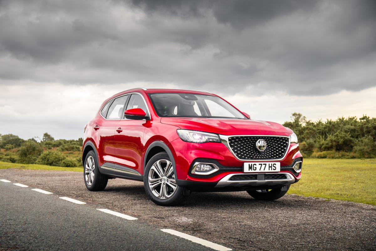 MG Motor UK Launches Their All-New MG HS