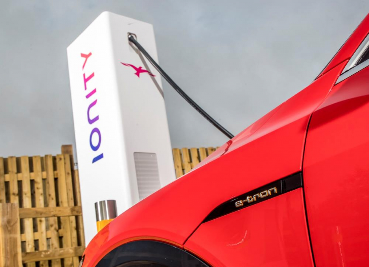 Drivers Face Electric Car Charger Postcode Lottery Image 1