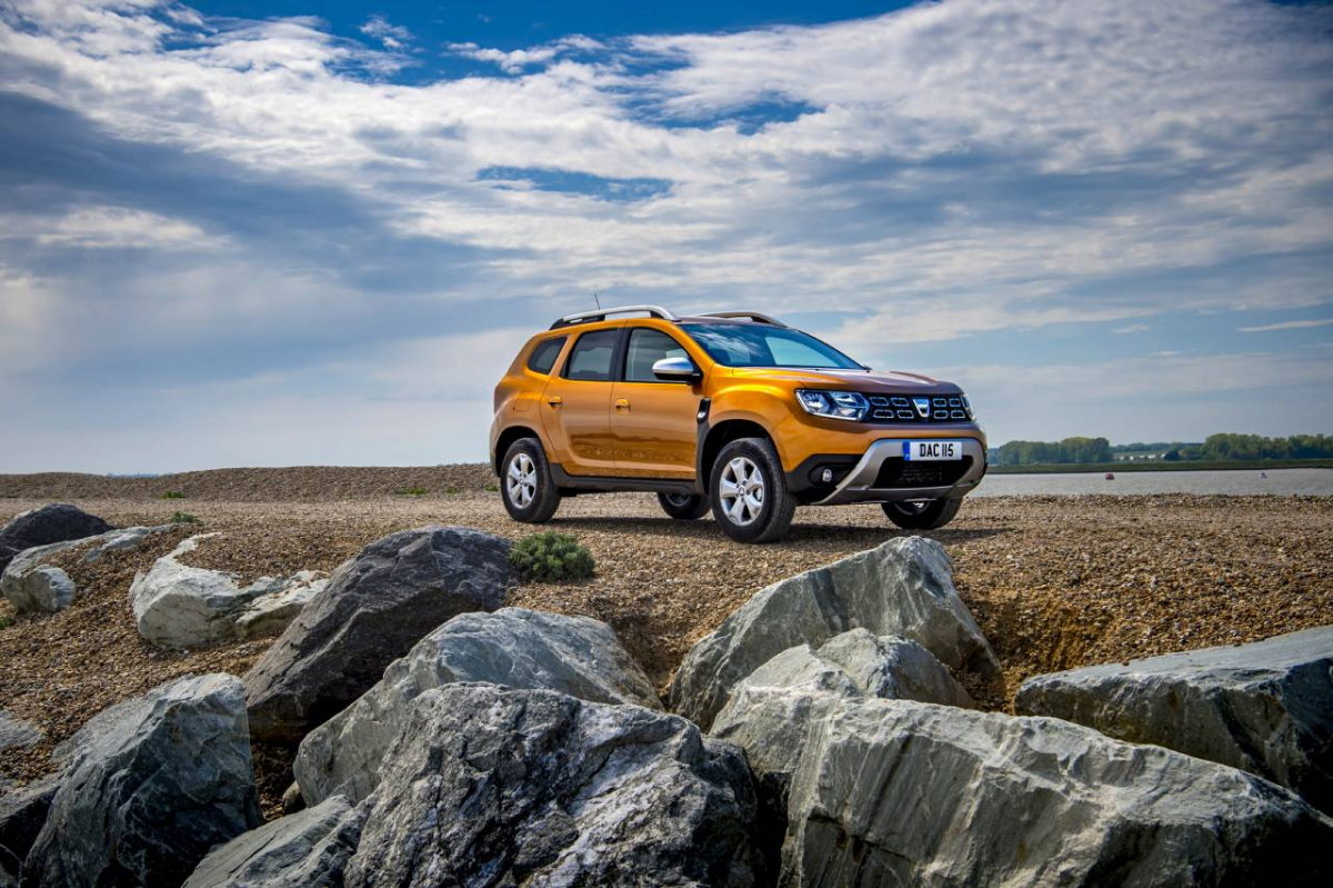 New Dacia Duster Offers & Finance Deals