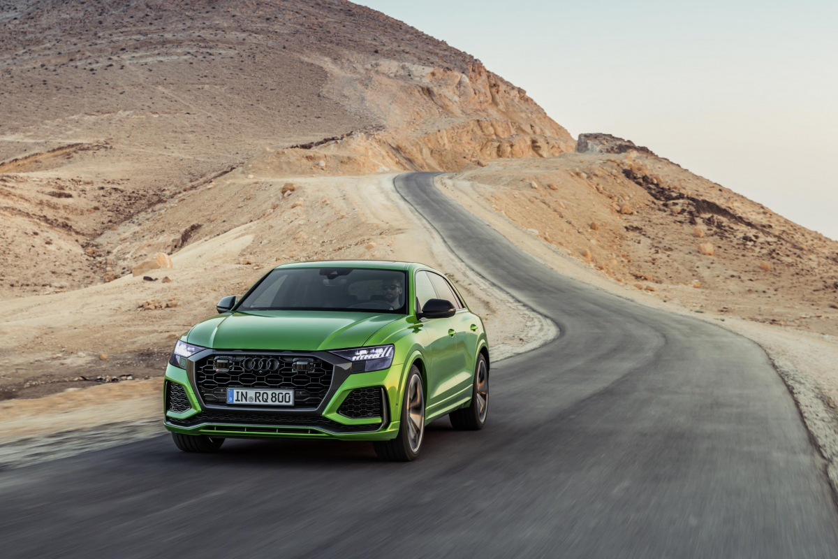 Audi to Debut Two New Models in Los Angeles Image 3