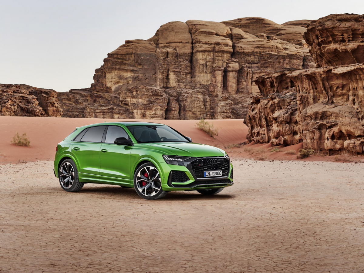 Audi to Debut Two New Models in Los Angeles Image 5
