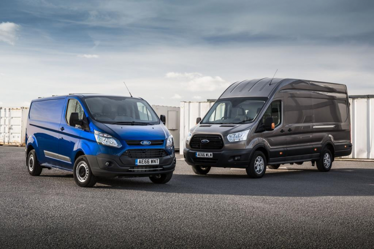 2019 Black Friday Savings on Ford Commercial Vehicles Image 1