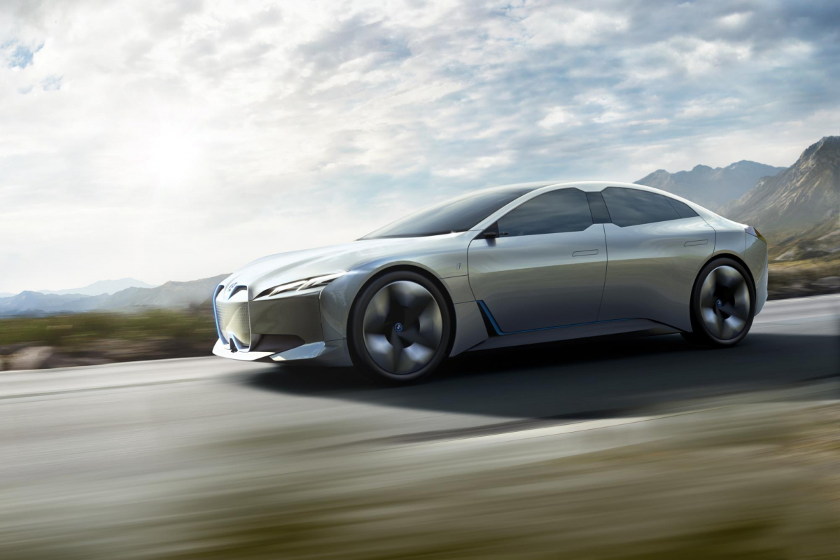 BMW Launch Their Latest Fully-Electric Car Image 2