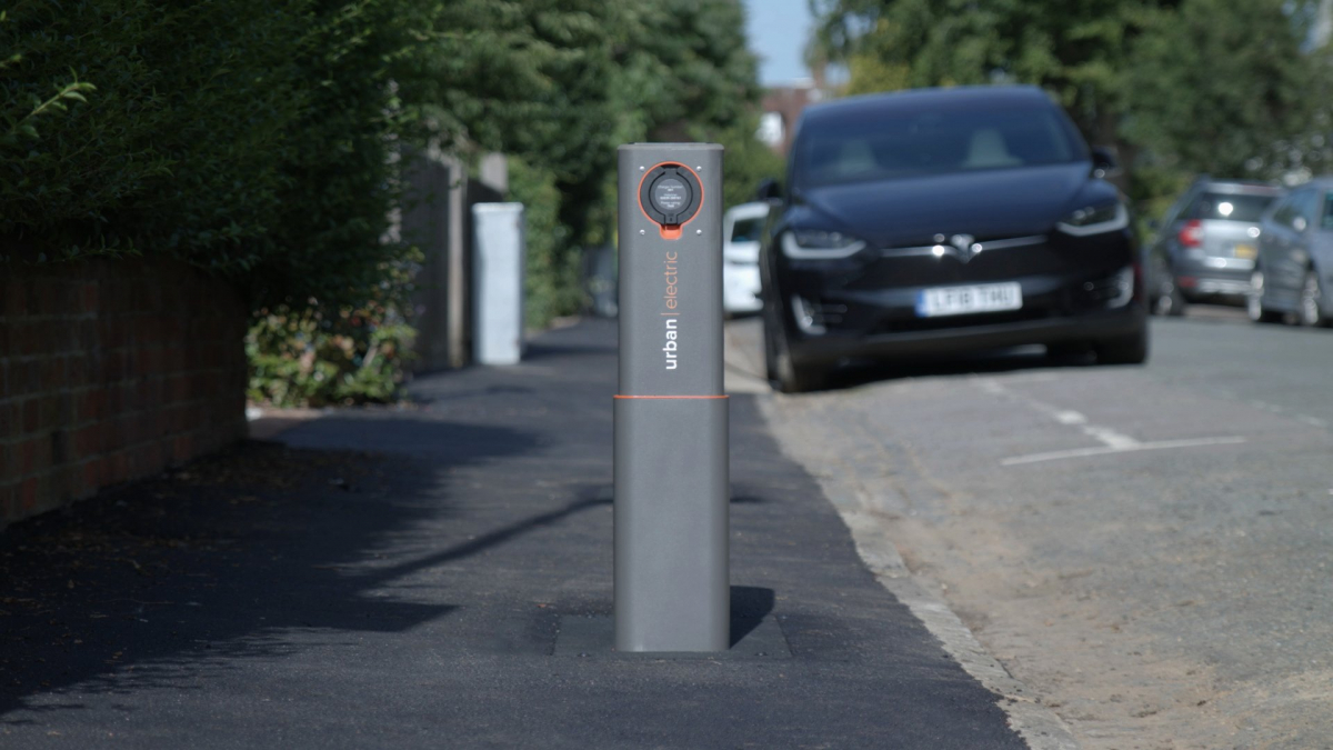 Oxford Trial Pop-Up Car Chargers Image 1
