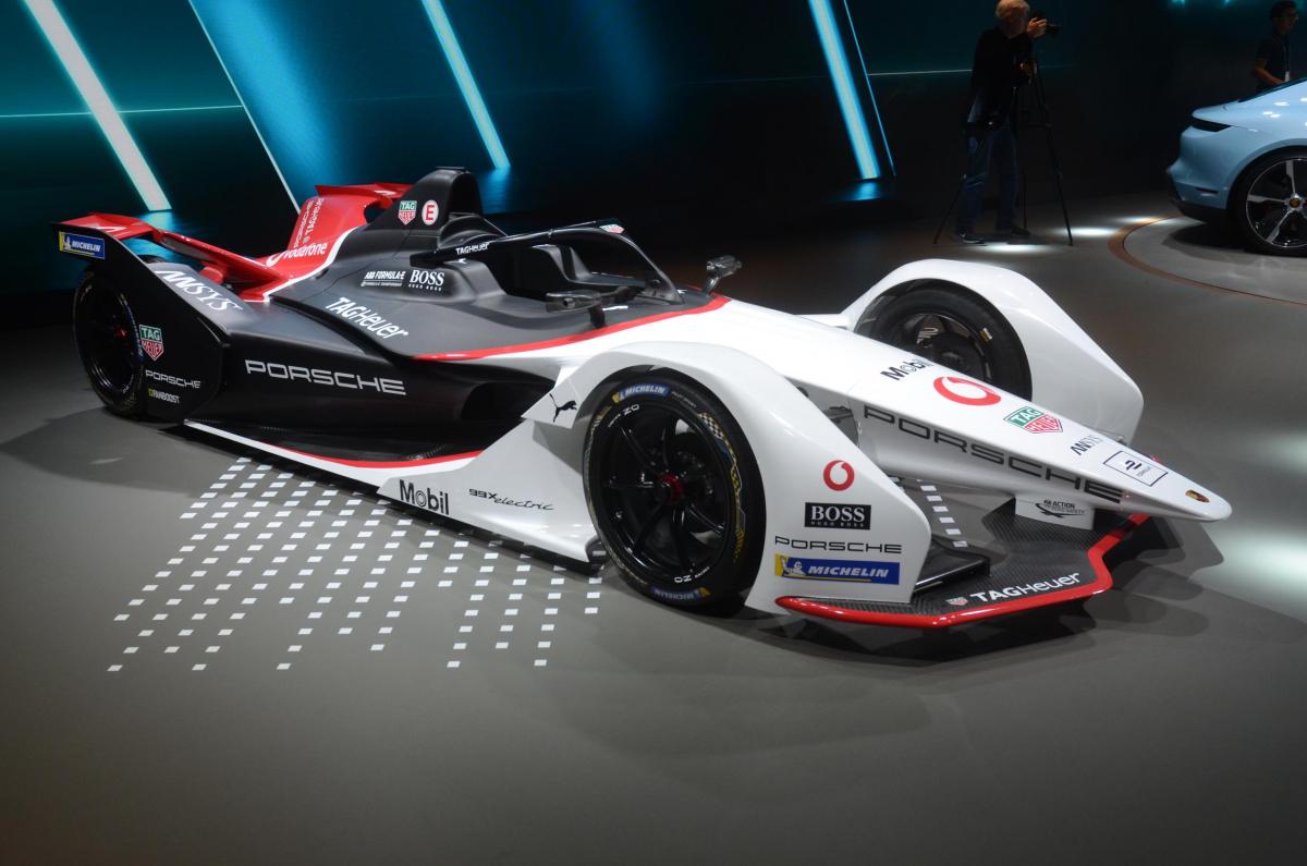 Porsche 99X Enters Formula E Season Image 1