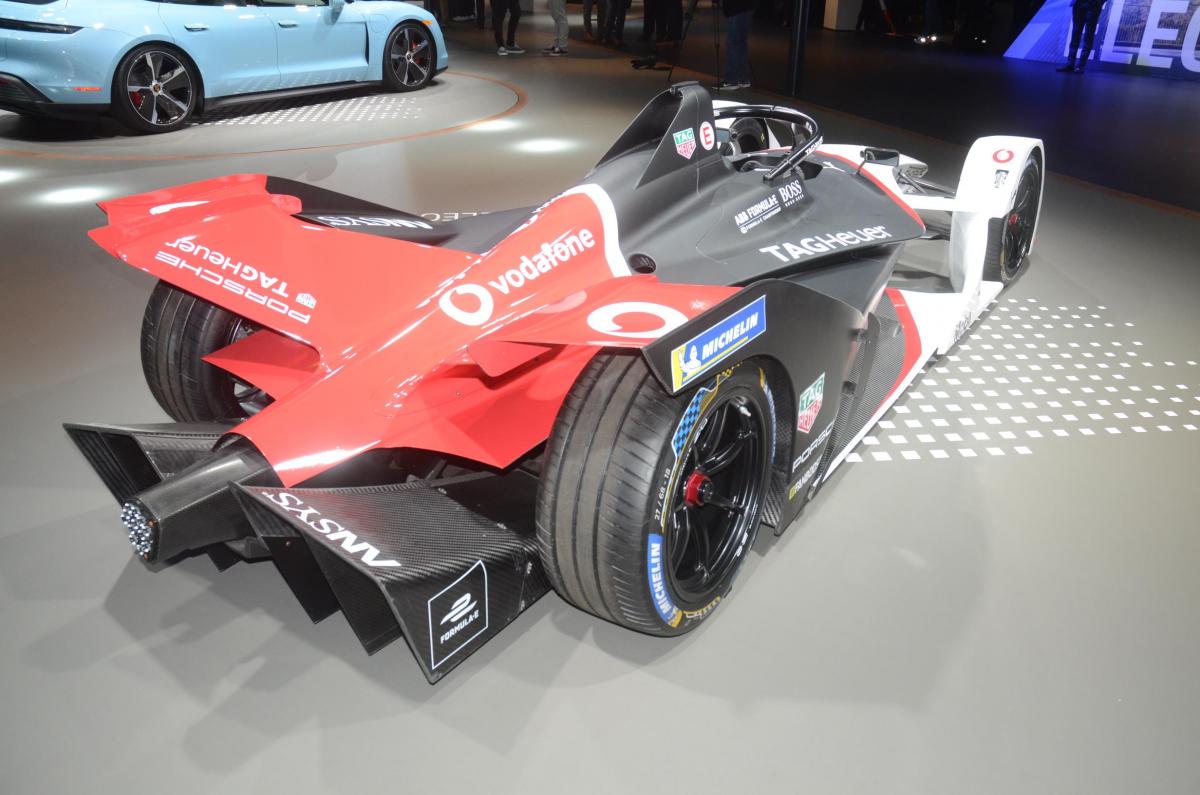 Porsche 99X Enters Formula E Season Image 2