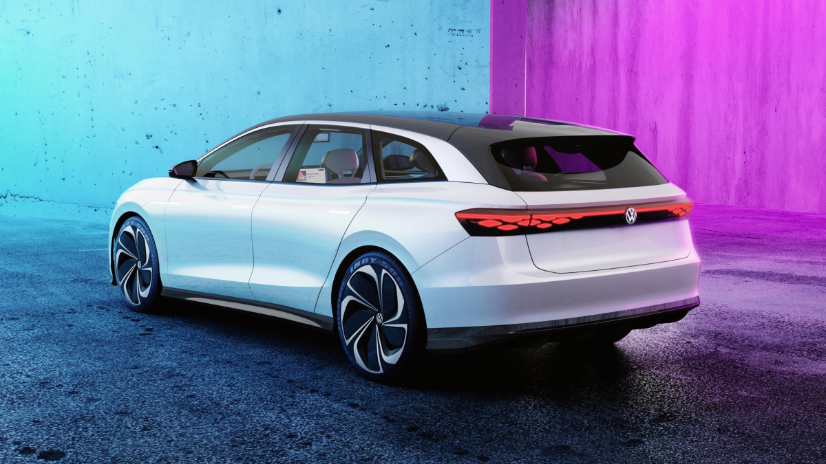 Volkswagen ID Space Vizzion Image 0