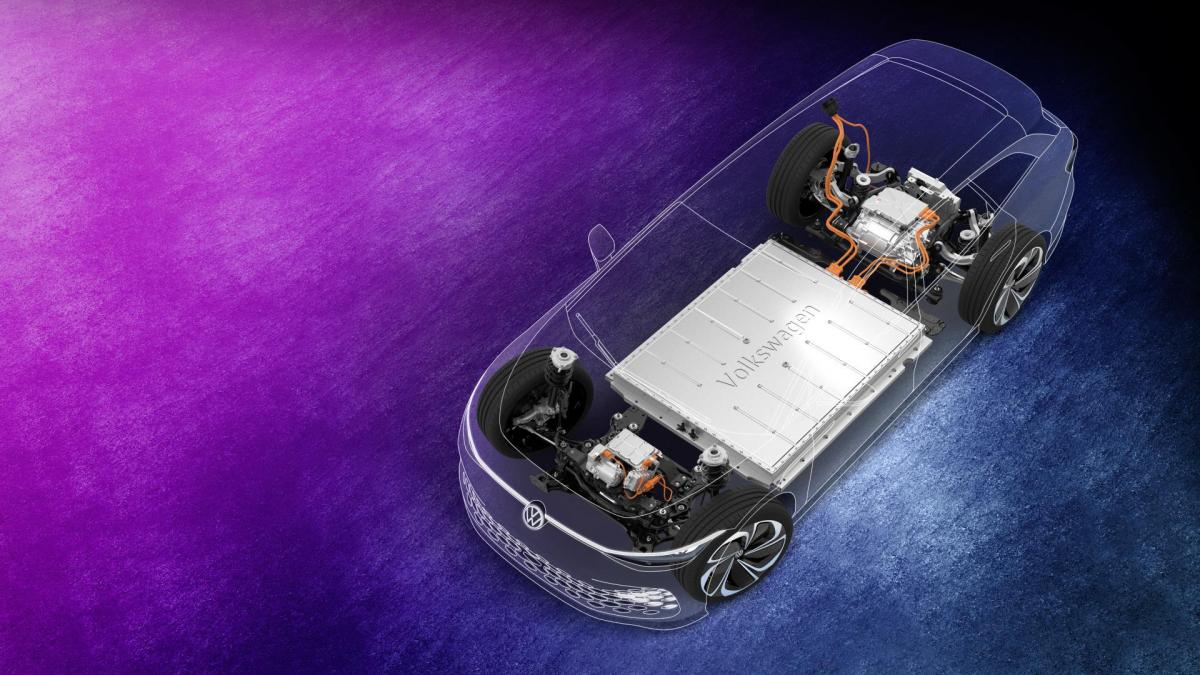 Volkswagen ID Space Vizzion Image 2