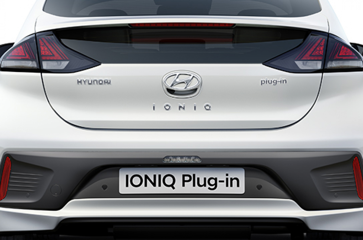 Hyundai IONIQ Hybrid £1,000 Saving in Test Drive and Buy Scheme Image 2