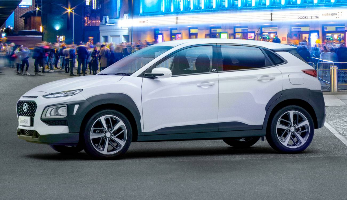 Hyundai Launches Limited Edition Kona PLAY