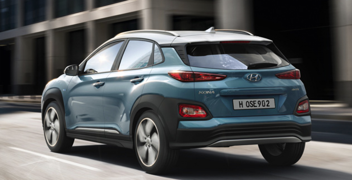Hyundai's Electric Kona is one of the most accessible electric SUVs on the market Image 0