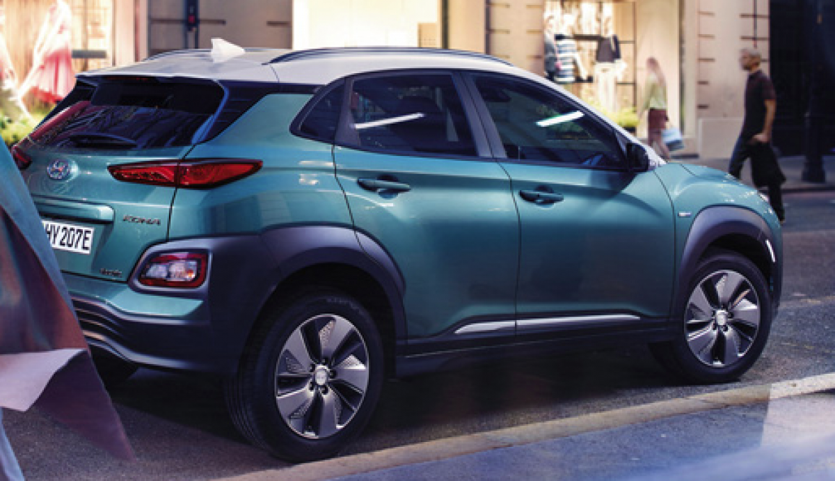 Hyundai's Electric Kona is one of the most accessible electric SUVs on the market Image 2