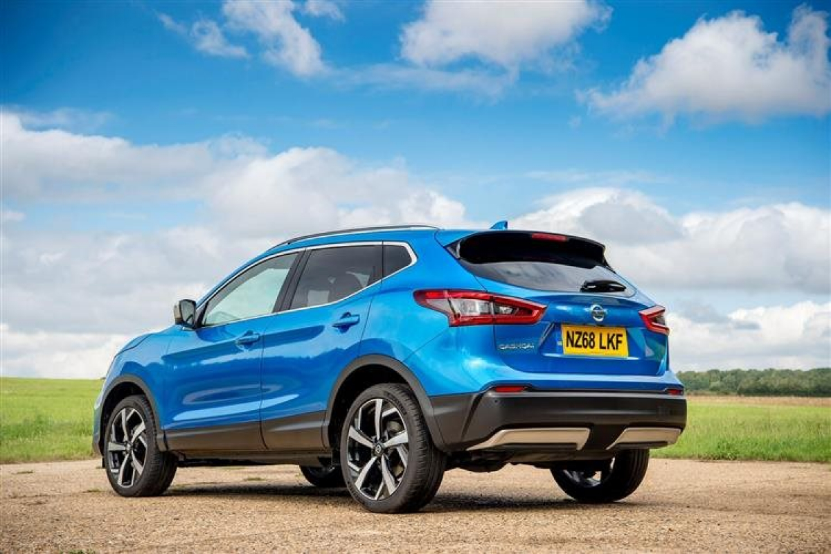 Nissan Switch Up £5,000 Savings  Image