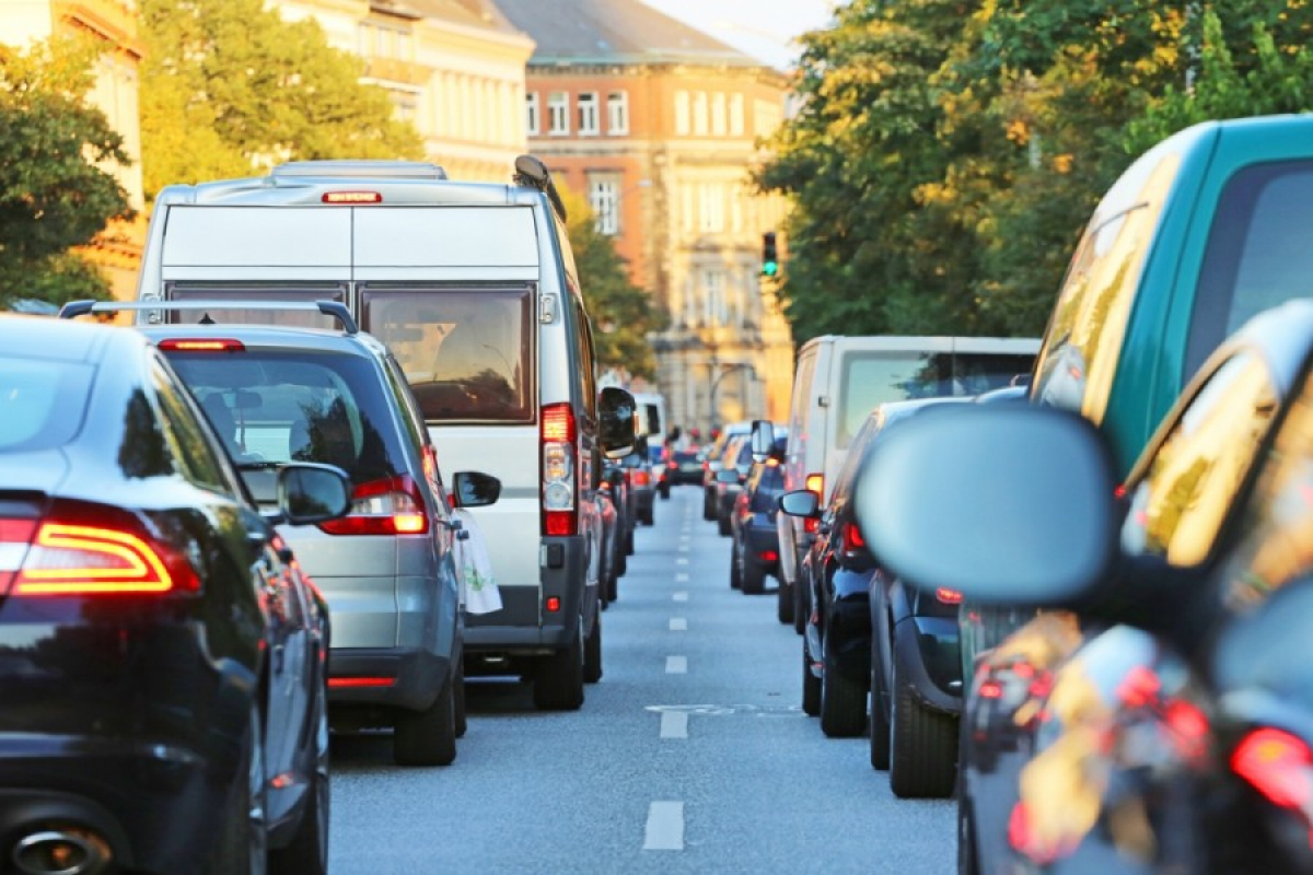 New System Buried in Roads Could Slash Traffic Pollution Image