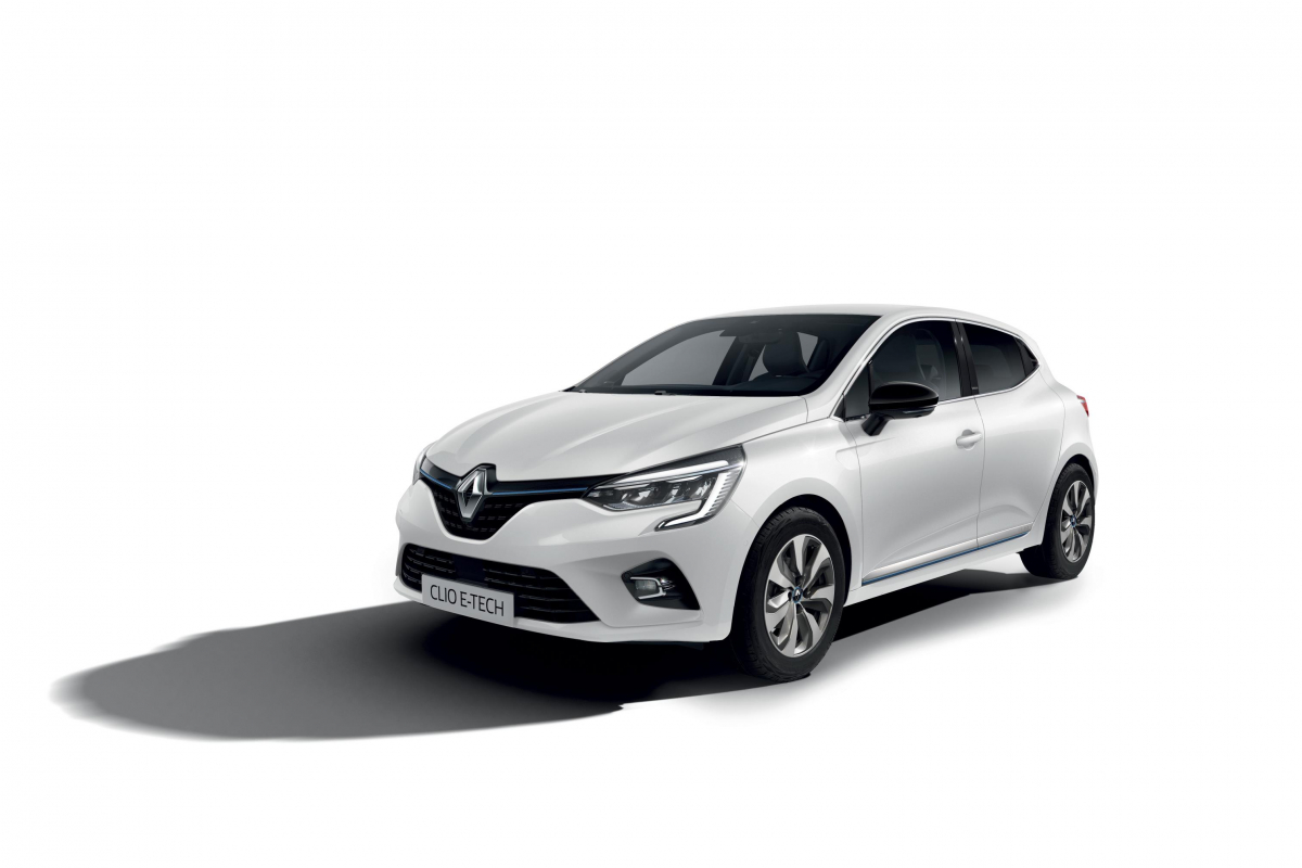 Renault Premier their New E-Tech Models in Brussels Image