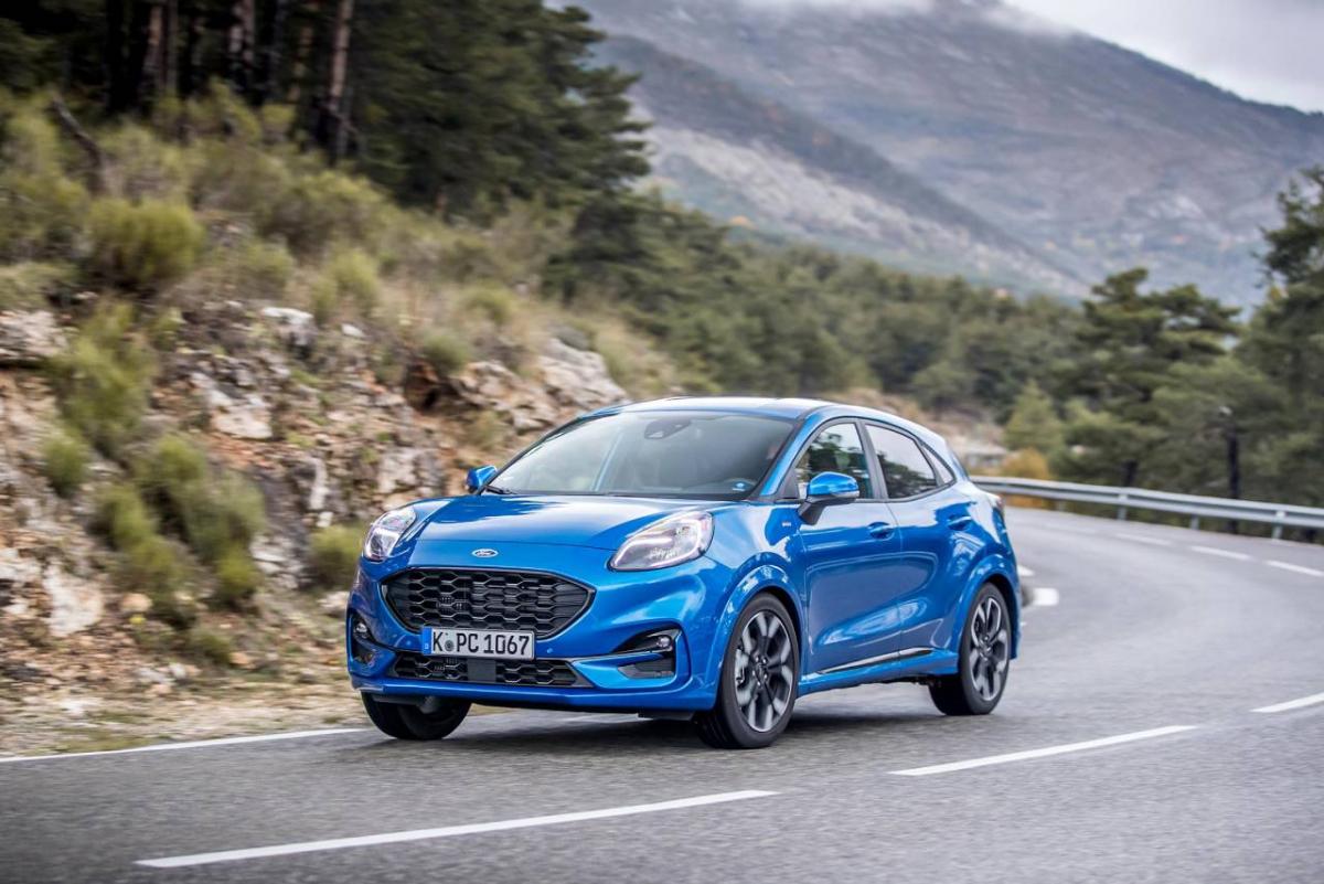 Ford Puma 2020 Review