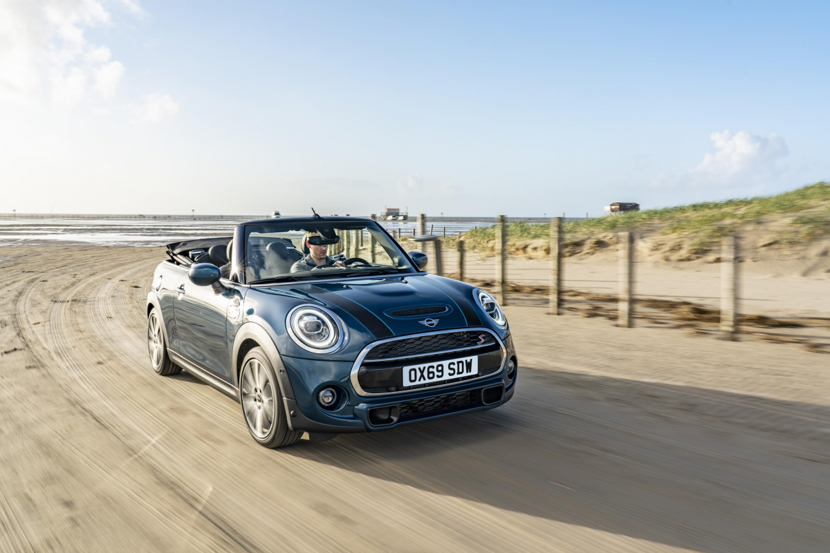 MINI Launch a Sidewalk Special Edition Image