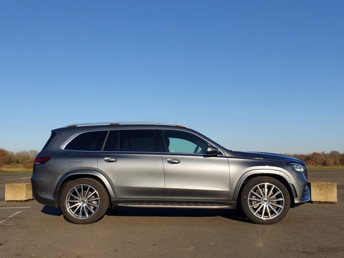 Mercedes-Benz GLS 2020 Review