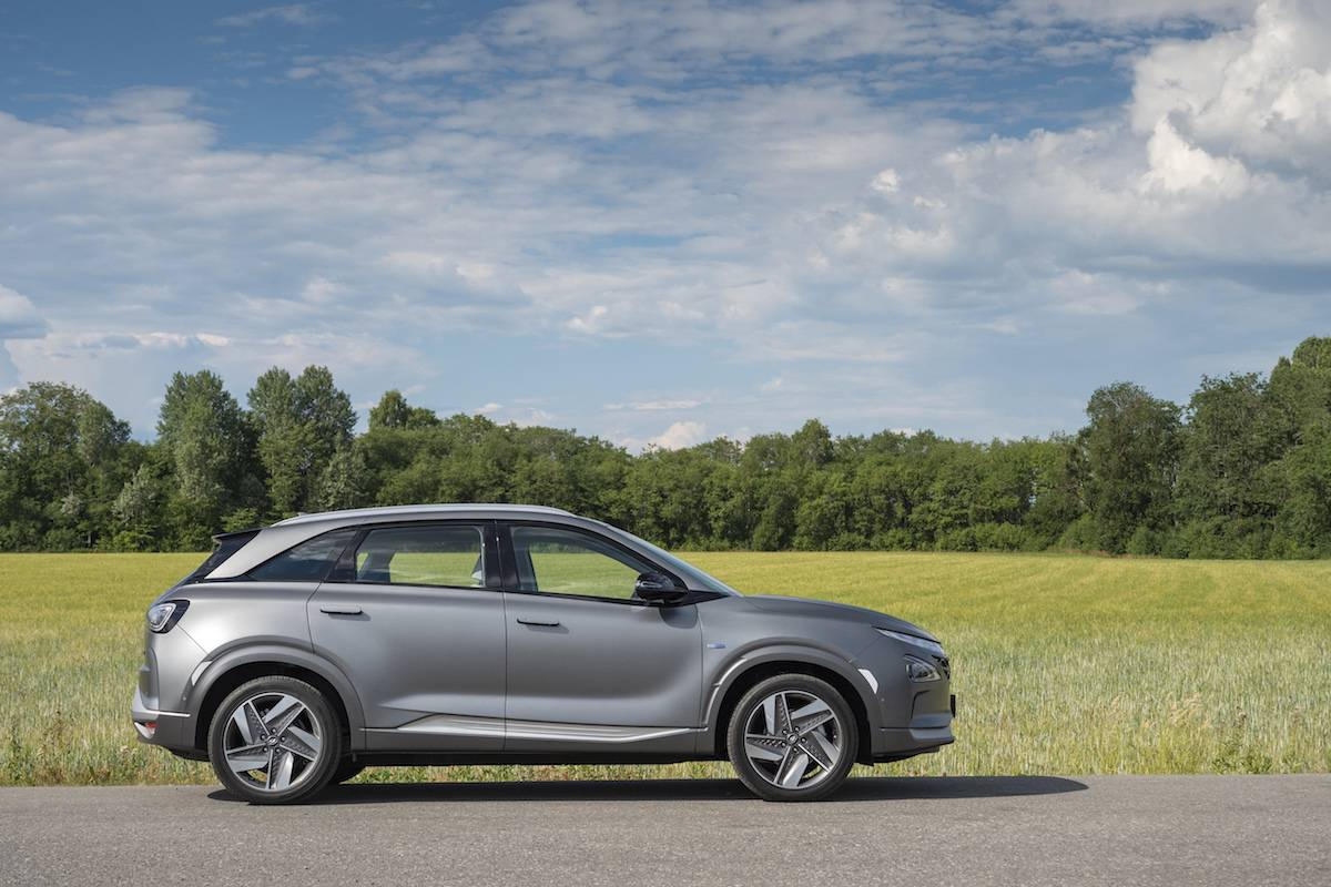 The All New Hyundai Nexo. A Car So Beautifully Clean it Purifies the Air as it Goes.