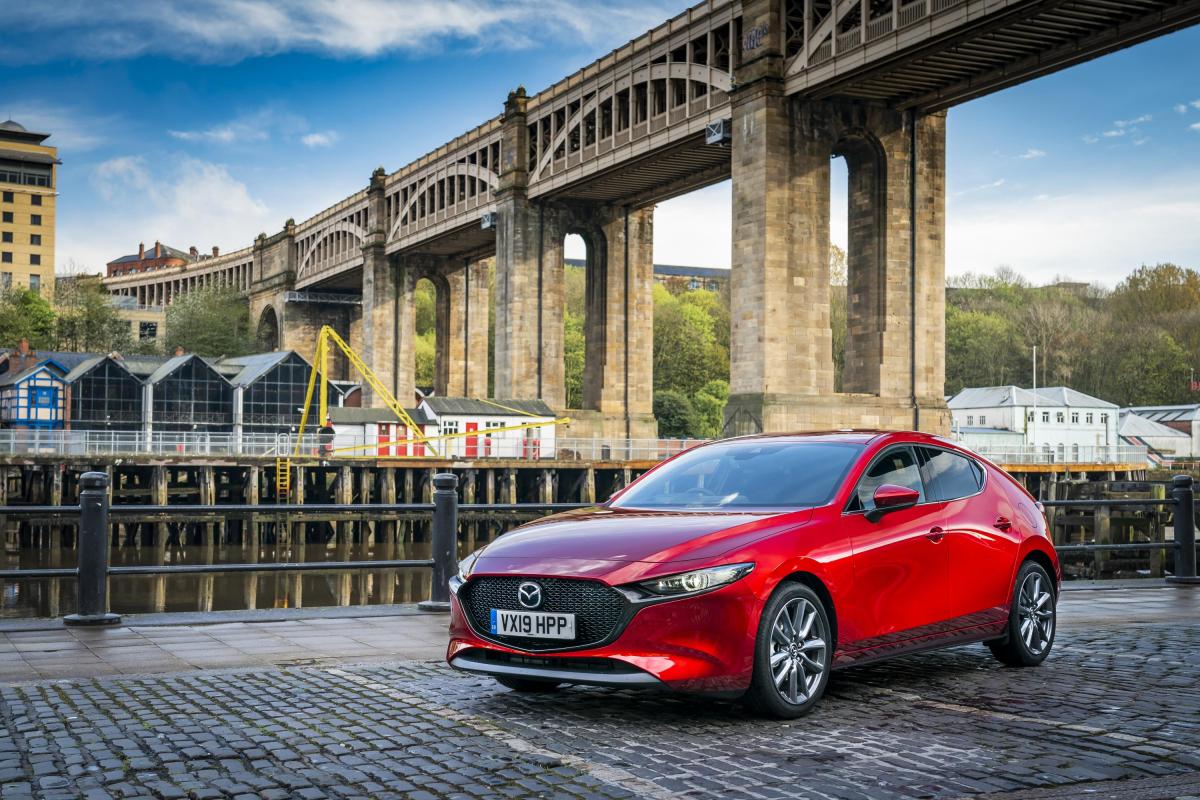 Explore Mazda's Competitive PCP Deals  Image