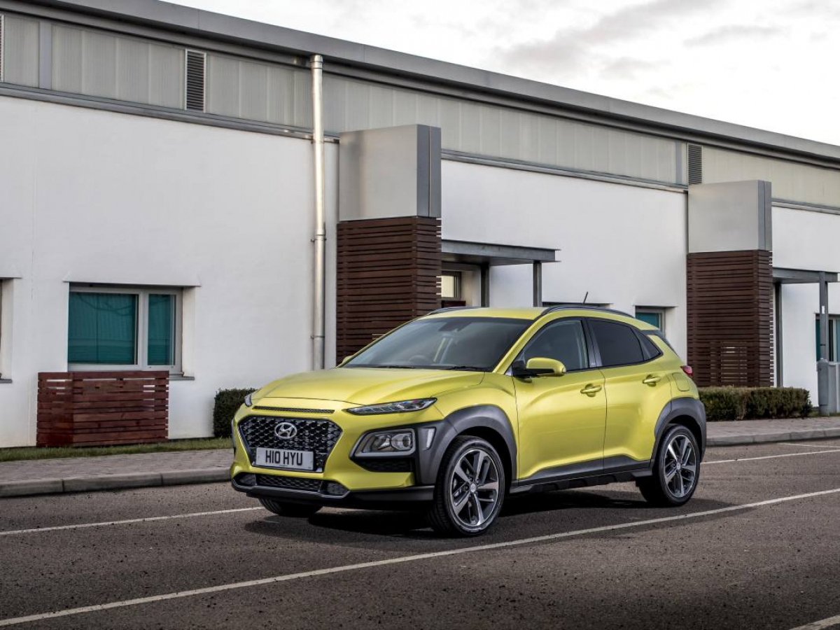 Hyundai Offering Generous Deposit Contributions on the Brand New Kona
