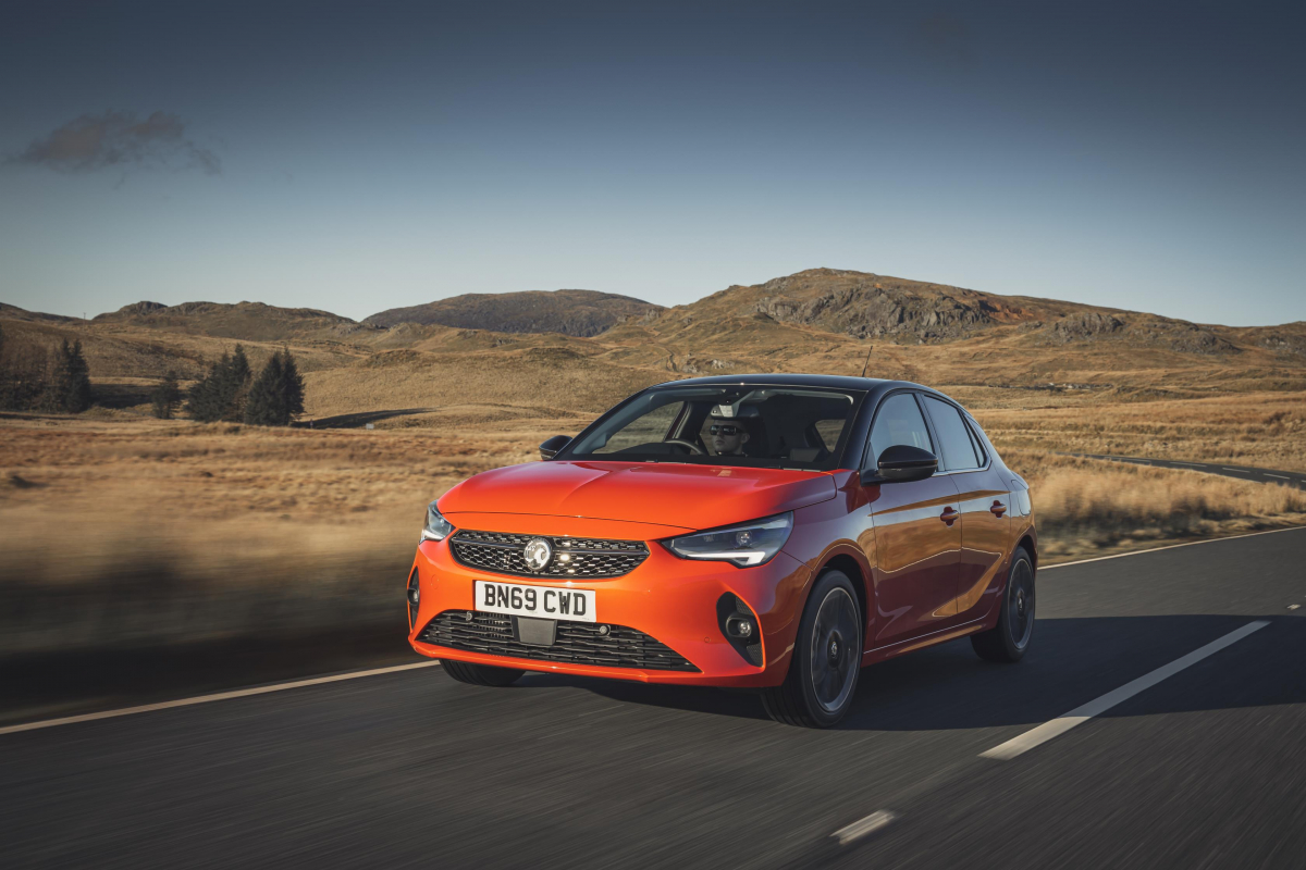 Top 10 Best Selling New Cars In UK: March 2020 Image