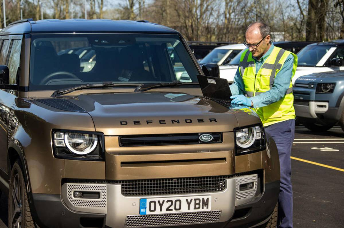 Jaguar Land Rover Step Up To Help Fight Against the Coronavirus Image