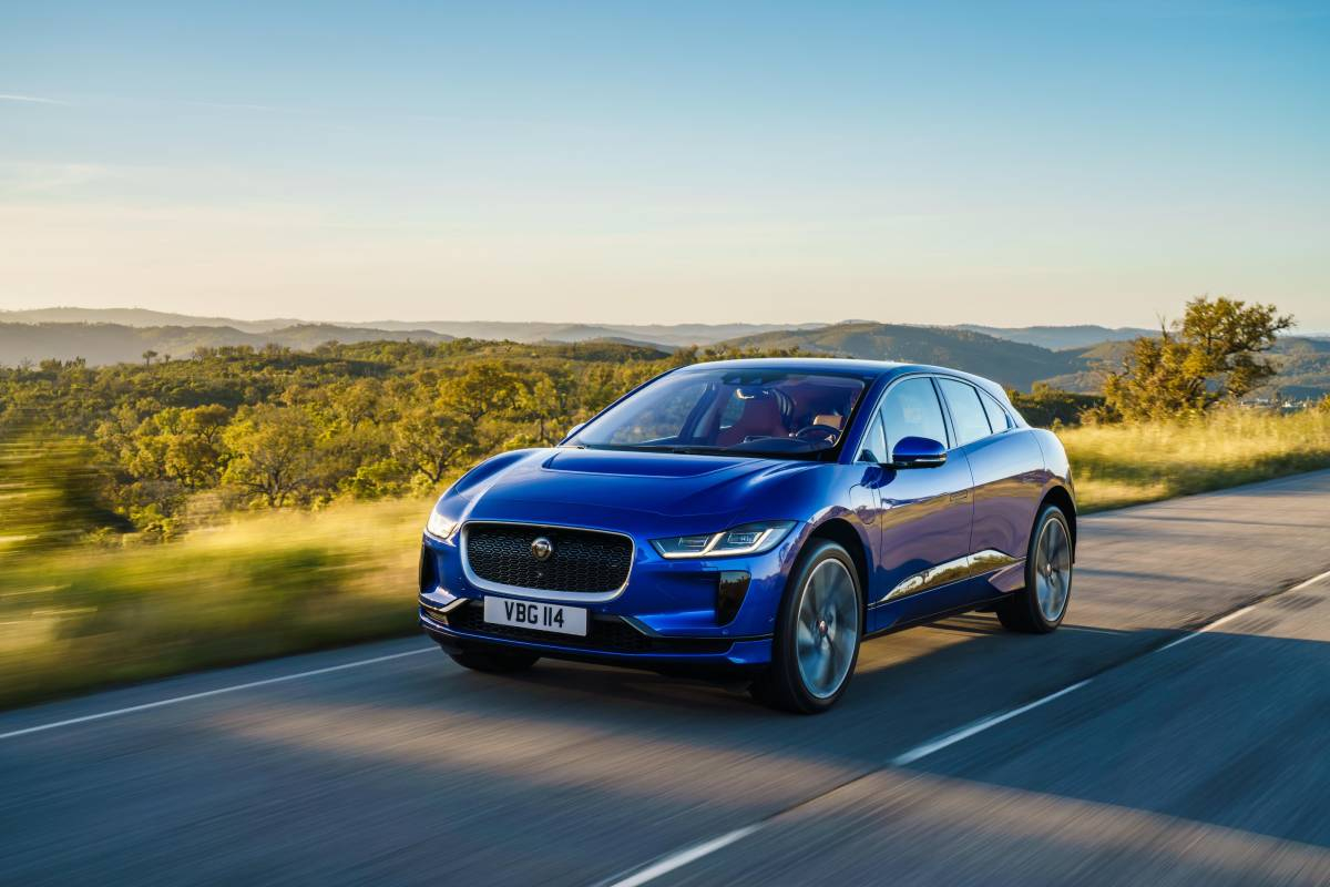 Looking After a Jaguar I-Pace Under Lockdown