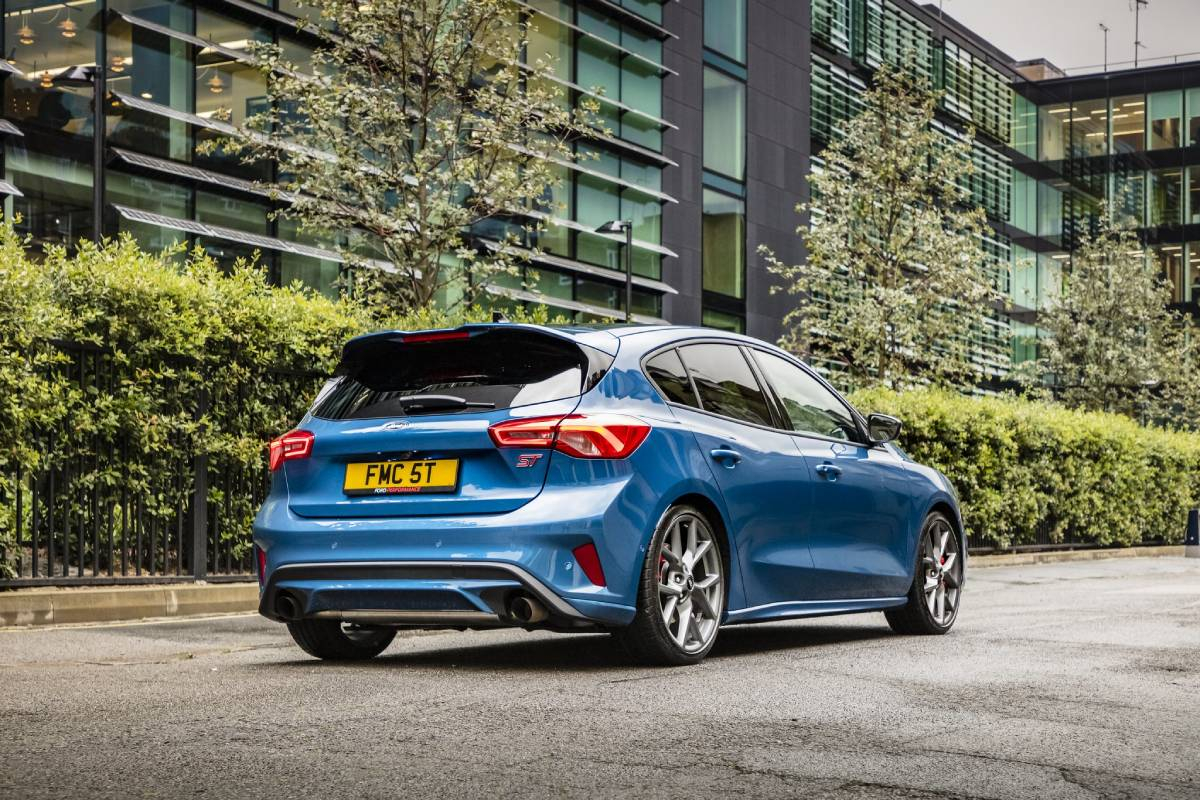 Ford Focus ST Automatic: New 'Twin Personality' Gearbox For 2020