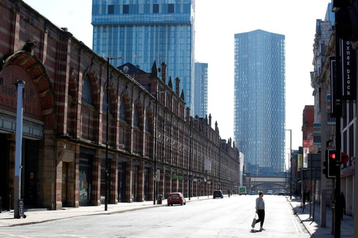 Manchester Plans to Incentivise Businesses to Switch to Ultra Low Emission Vehicles