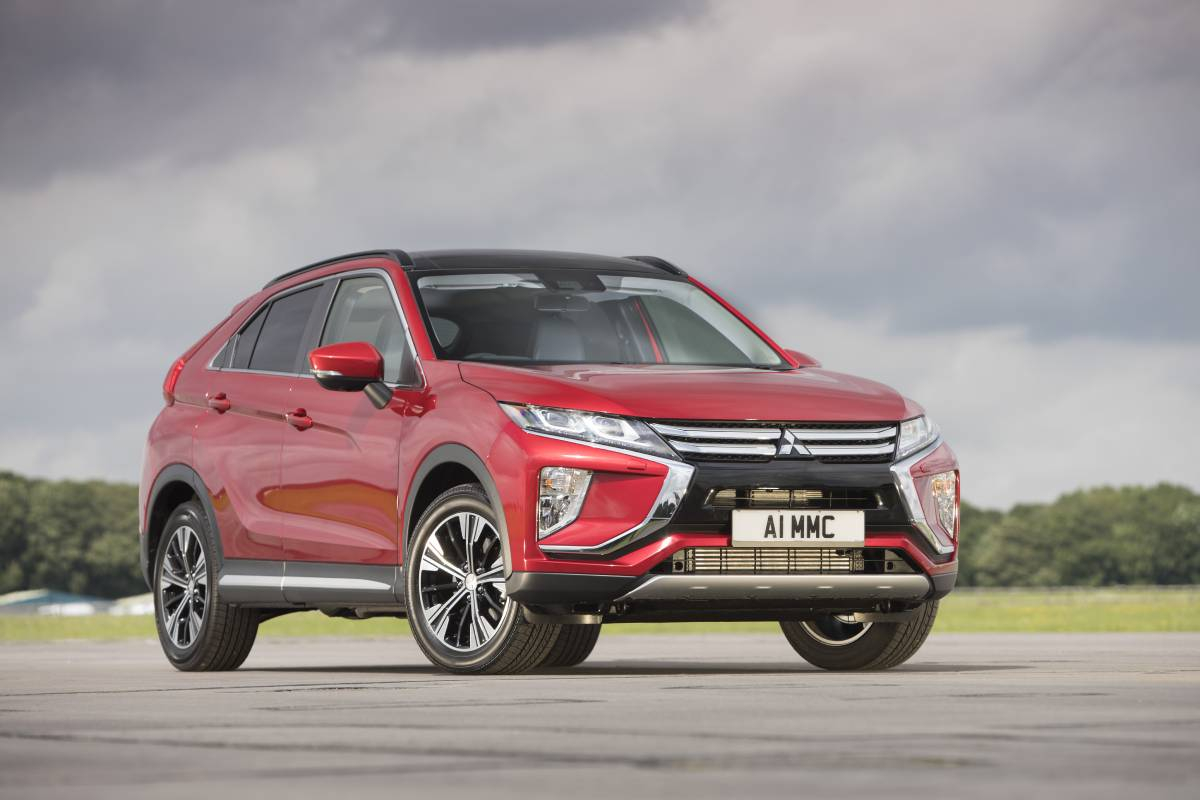 Get up to £3,500 off the New Mitsubishi Eclipse Cross