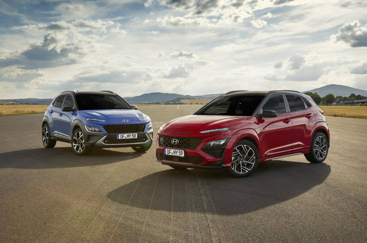 Hyundai Motors Unveil Updated Kona and New Kona N-Line Model