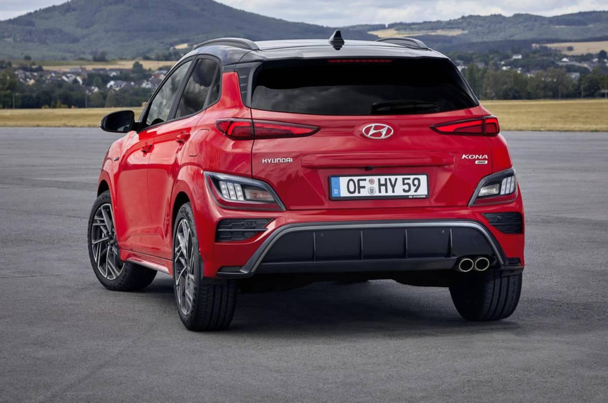 Hyundai Motors Unveil Updated Kona and New Kona N-Line Model  Image