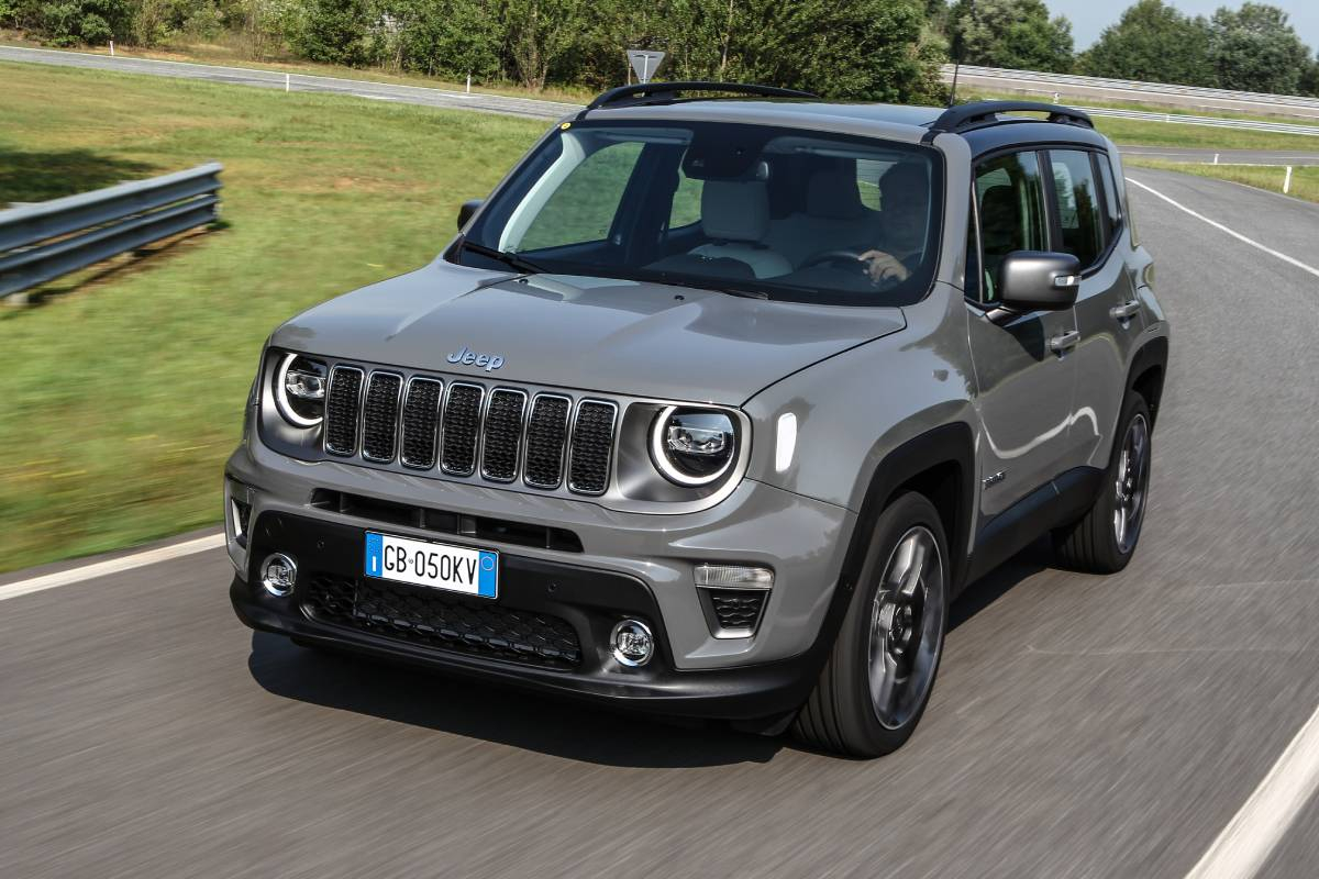New Jeep Renegade 4xe (2020-) First Drive