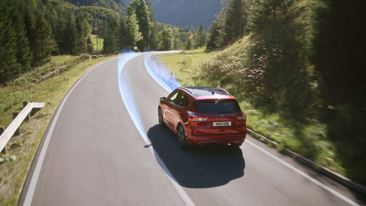 Ford Kuga Aces First Euro NCAP Assisted Driving Tests Image