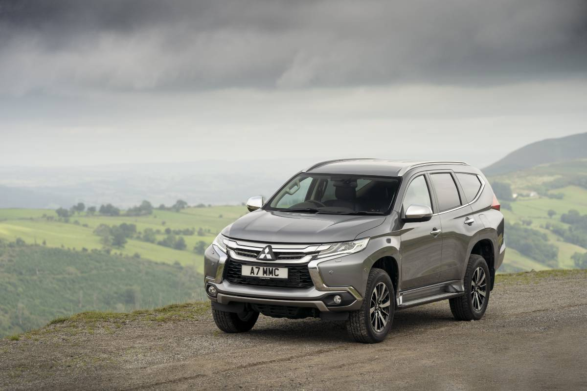 Mitsubishi Shogun Sport: Price Drop And Low Cost Finance