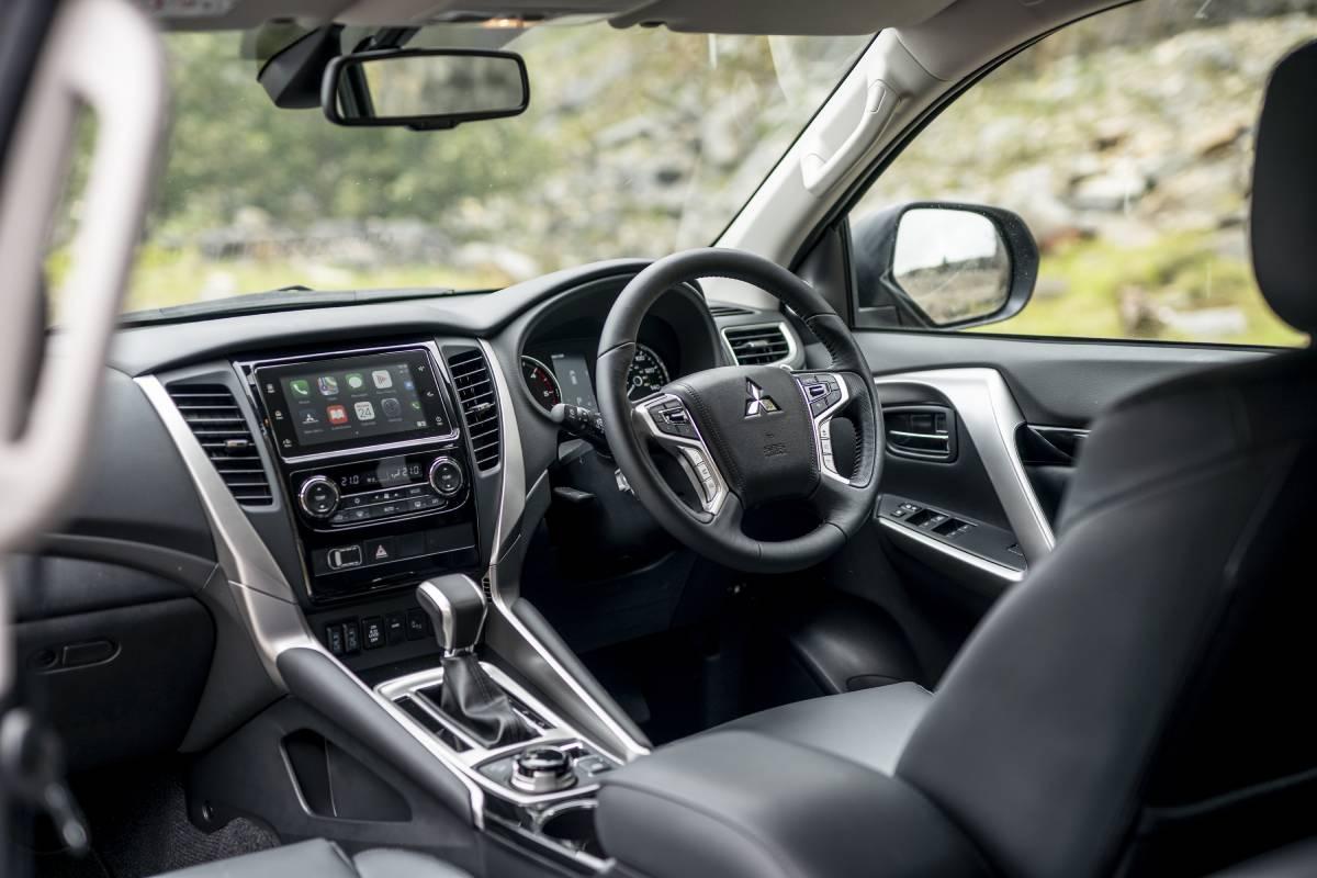 Mitsubishi Shogun Sport: Price Drop And Low Cost Finance Image
