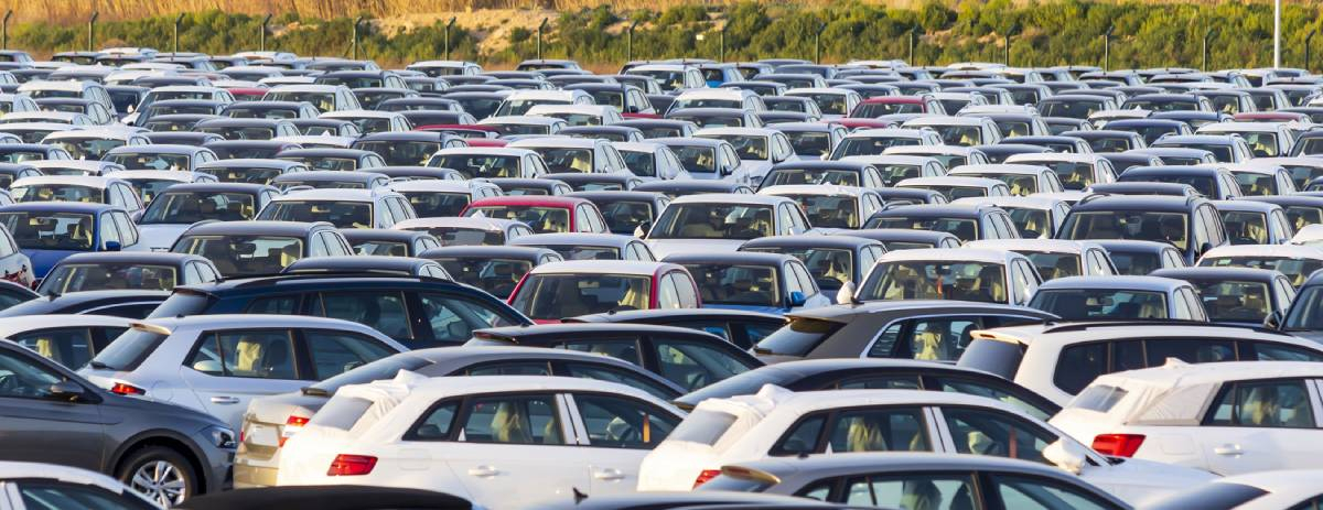 70-Plate Cars Being Sold as Pre-Registered with 40% Discounts in the UK  Image