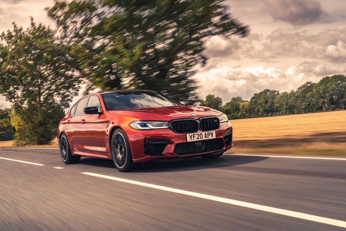 BMW M5 Competition 2020 Review