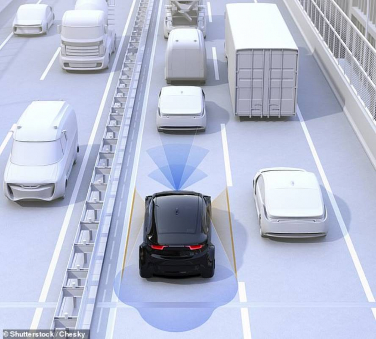 Safety Fears: Hands-Free Motorway Driving From 2021 In UK? Image