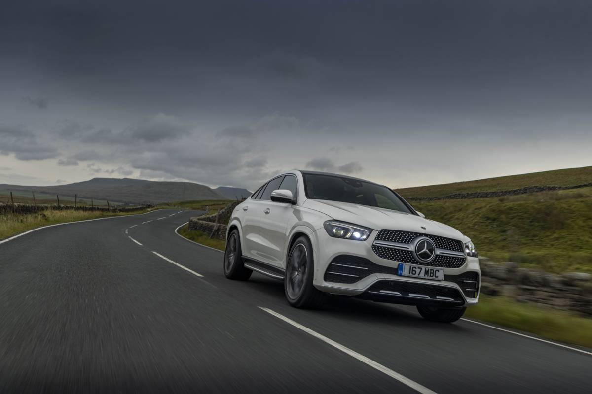 Mercedes-Benz GLE Coupe 2020 Review