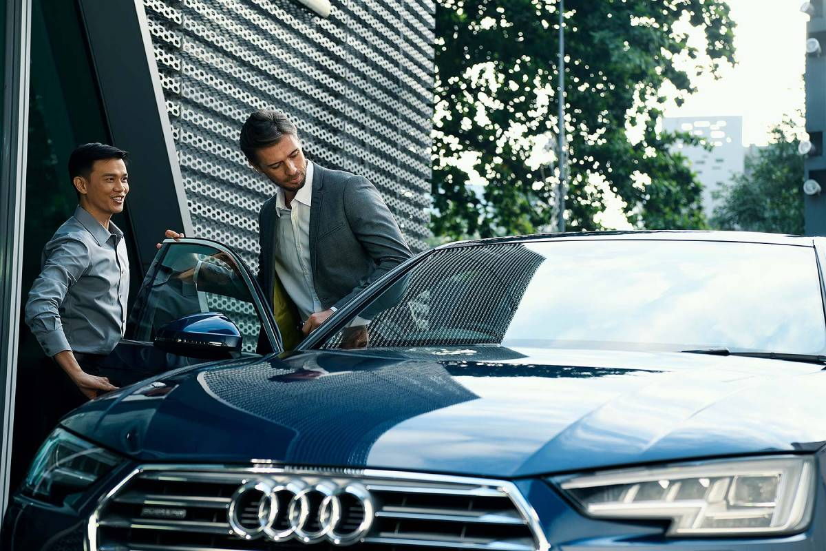 Audi Functions On Demand: Add Features To Your Car At Home