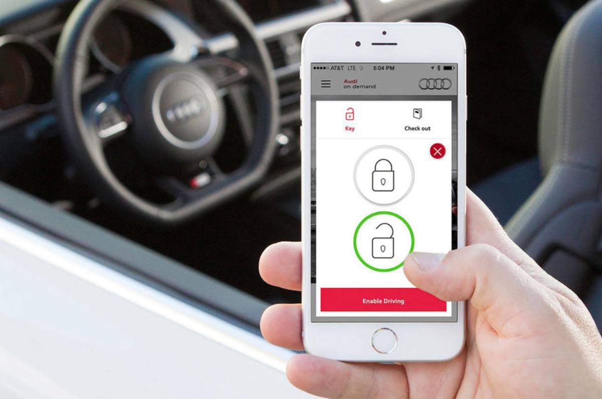 Audi Functions On Demand: Add Features To Your Car At Home  Image