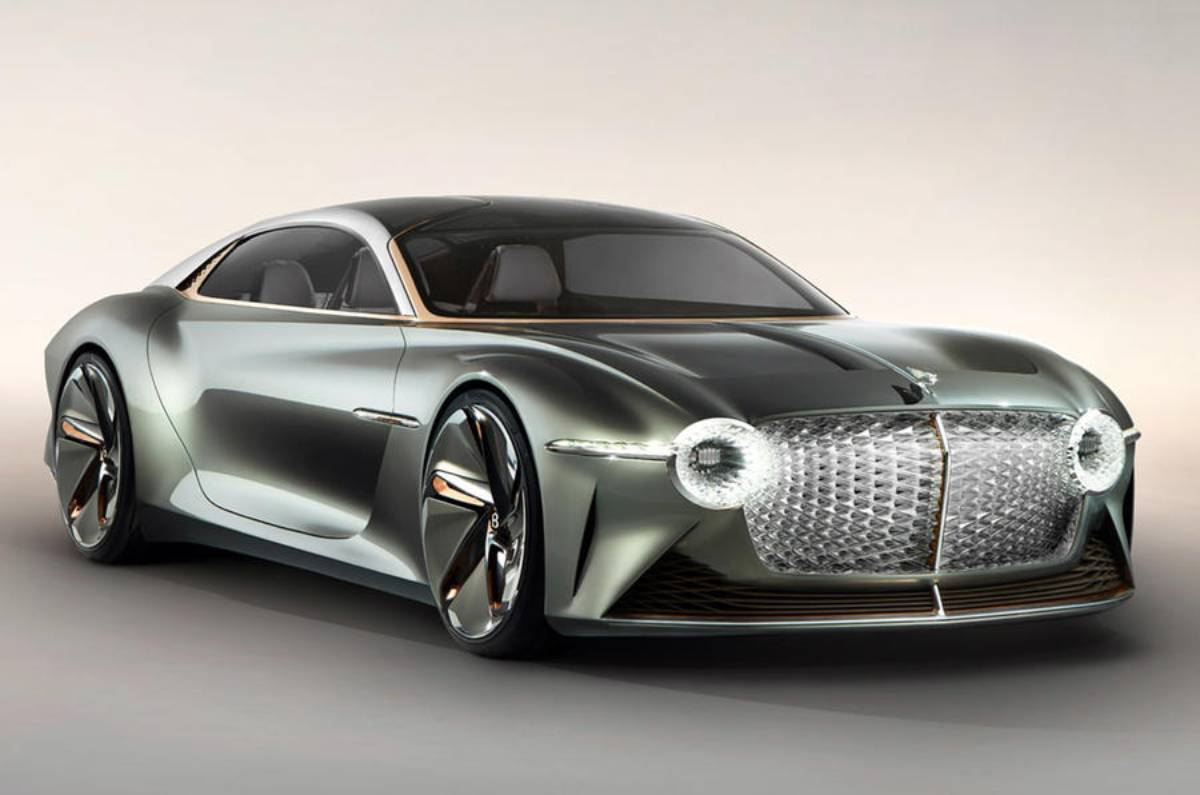 Bentley To Sell Only Electric Cars From 2030