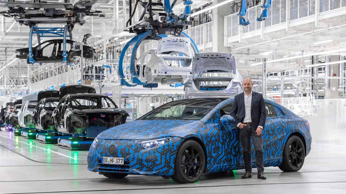 Mercedes-Benz EQ: Six New Electric Cars By 2022