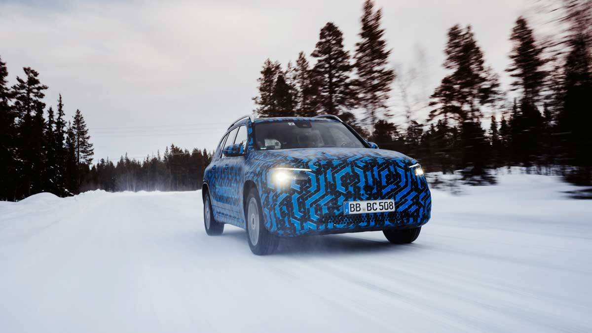 Mercedes-Benz EQ: Six New Electric Cars By 2022 Image
