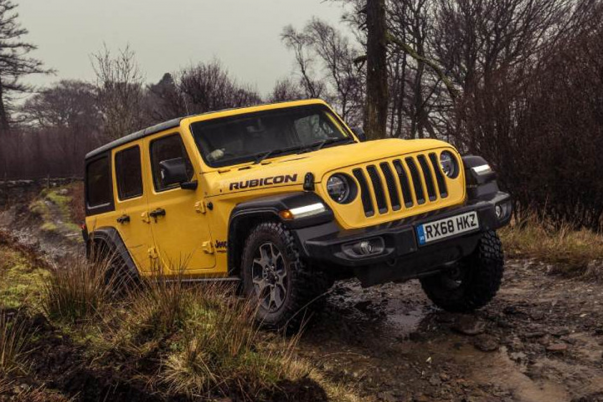 Jeep Offer Some Exceptional Deals on Brand-New Models Image